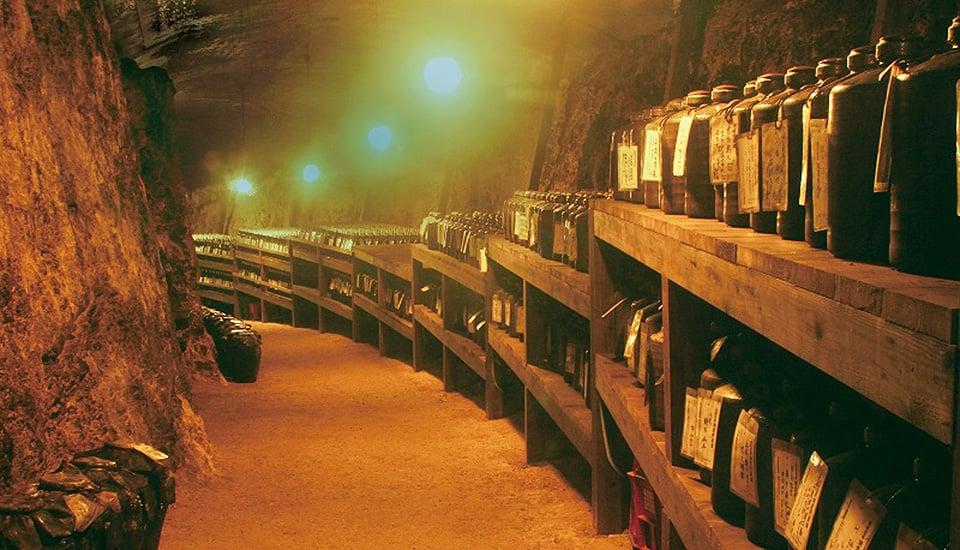 多良川工場の蔵